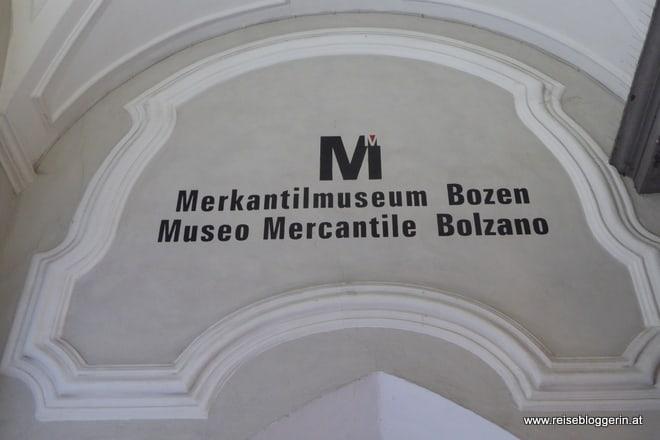 Merkantilmuseum in Bozen