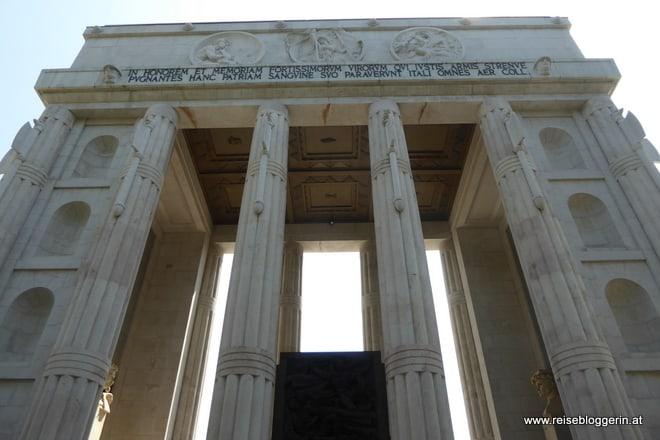 Siegerdenkmal in Bozen