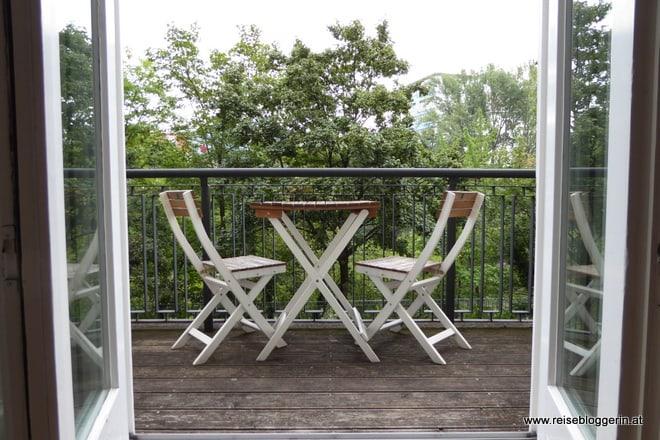 Balkon Hotel Weitzer