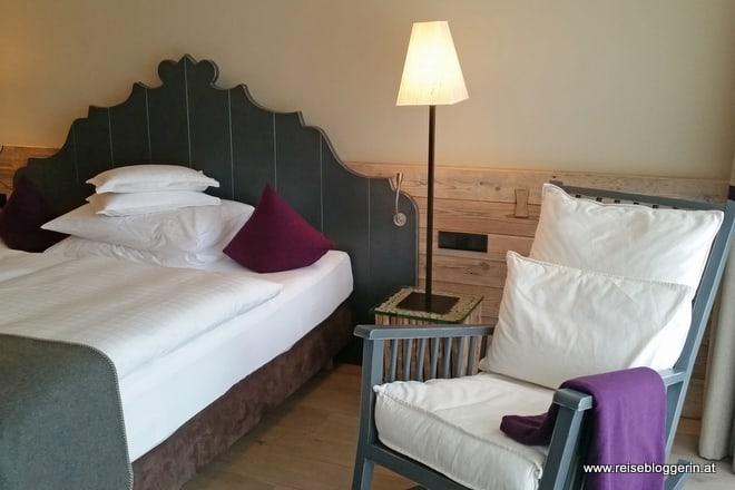 Hotelzimmer Bergland Sölden