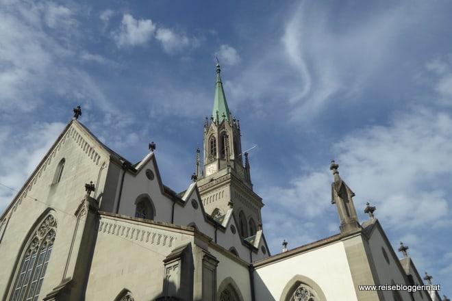 Sankt Gallen - Weltkulturerbe- und Textilstadt