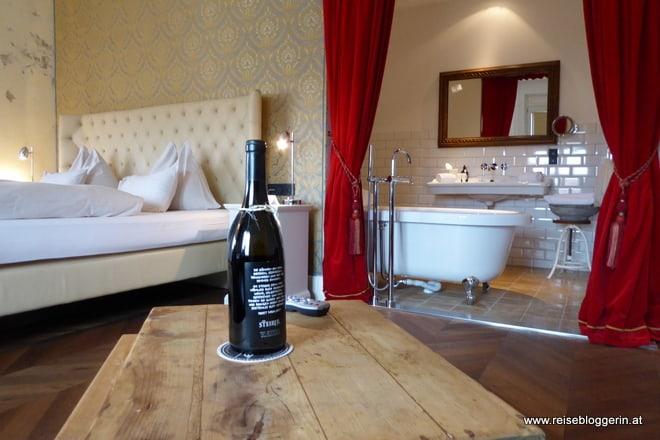 Suite im Hotel Wiesler