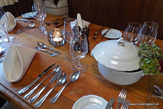 Chef's Table im G'Schlössl