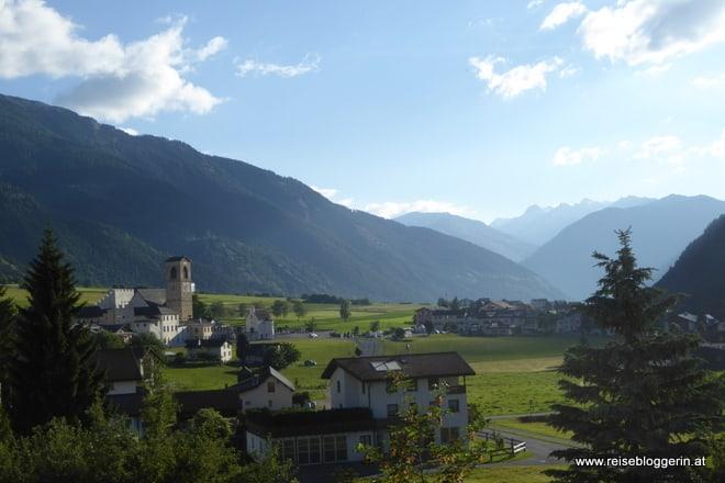 Urlaub im Val Müstair