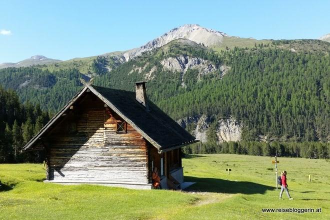 Nationalpark in der Schweiz