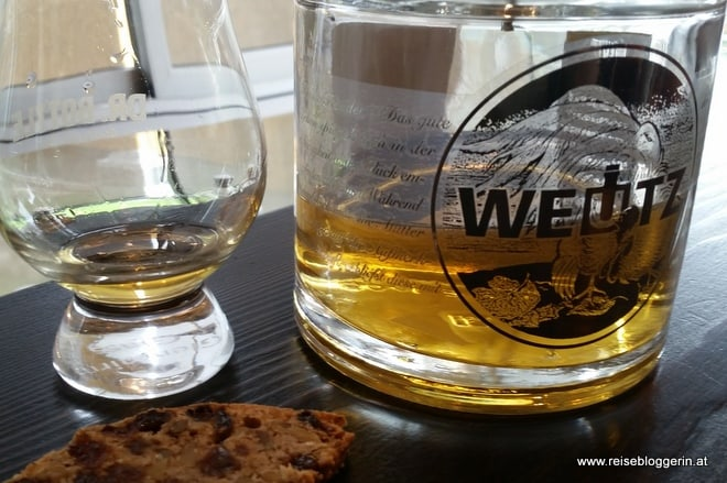 Whiskydestillerie Weutz