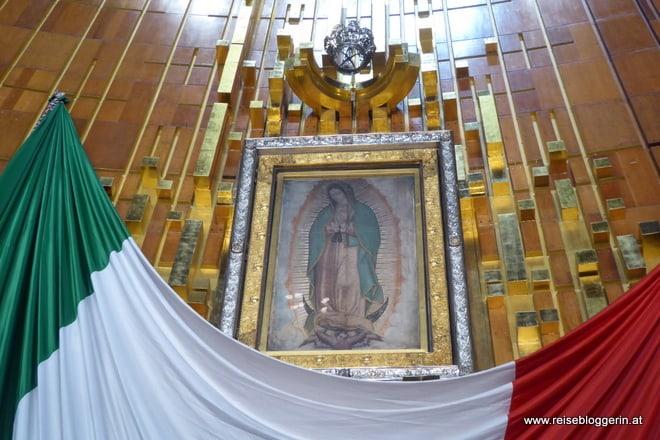 Jungfrau von Guadalupe