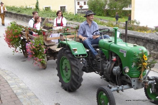 Krimmler Bauernherbstfest