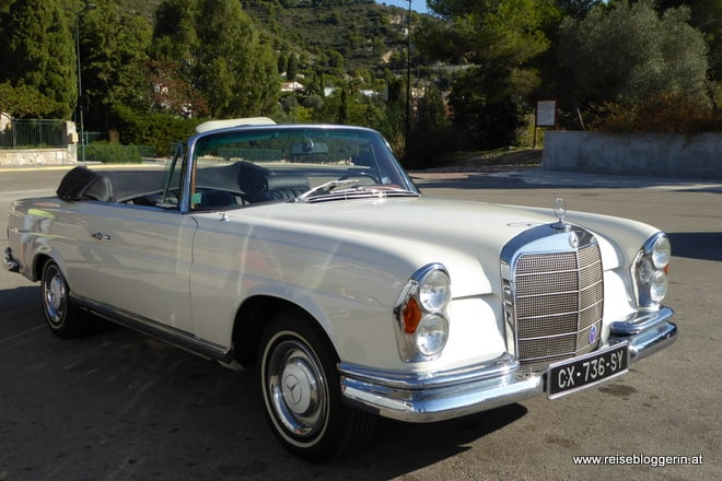 Mercedes von Rent-a-Classic Car