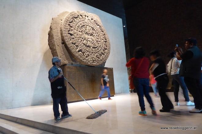 Sonnenstein der Maya