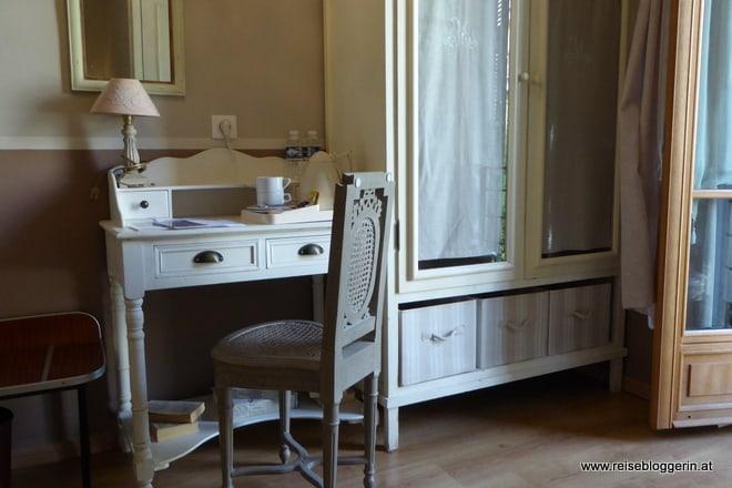 Zimmer im Hotel Villa Rivoli