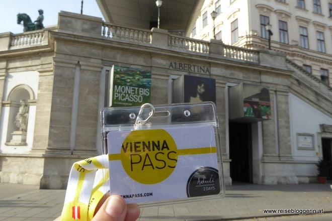 In die Albertina mit dem Vienna Pass
