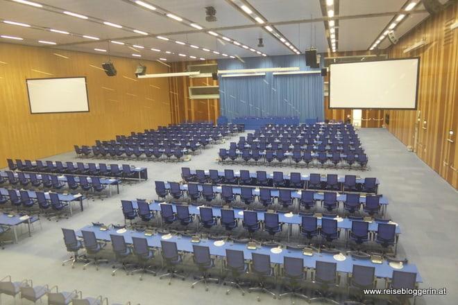Konferenzsaal UNO City