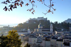 Salzburg Wochenende