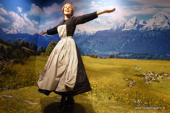 Sound of Music im Madame Tussauds