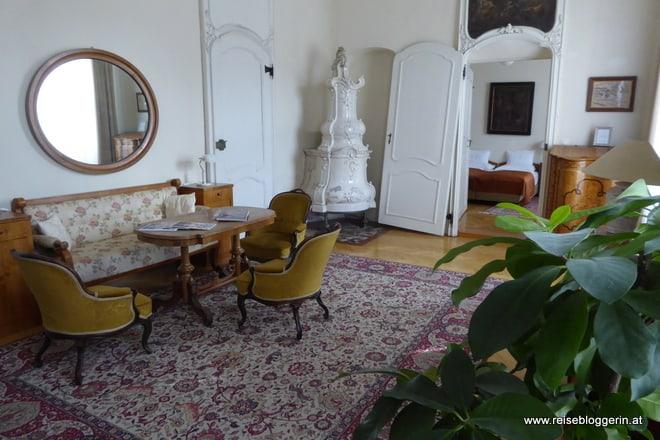 Suite im Schloss Leopoldskron