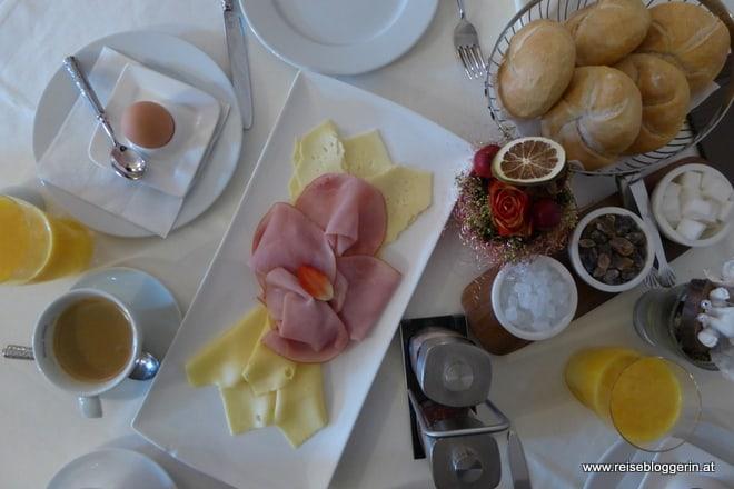 Frühstück Goldener Engl