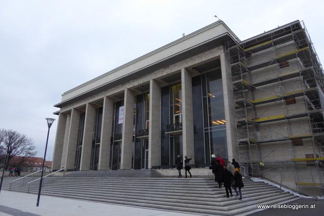 Janacek Theater in Brünn