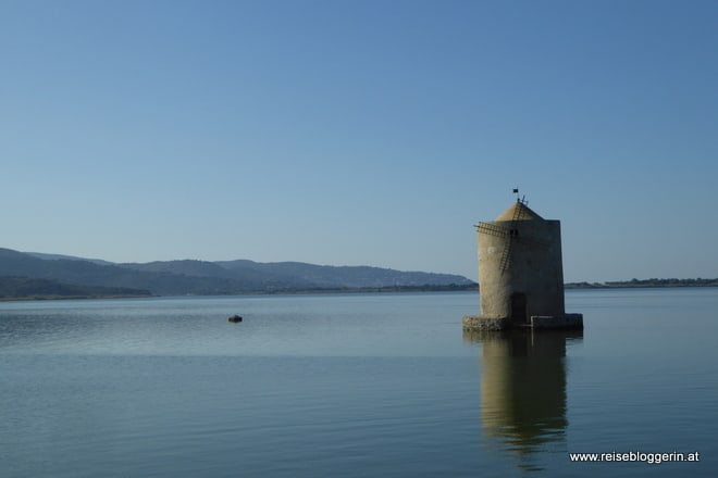 Orbetello in der Maremma