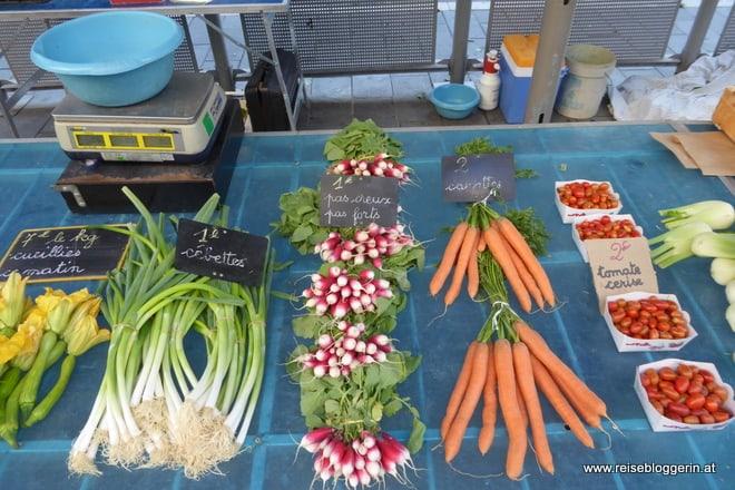 In Nizza am Markt