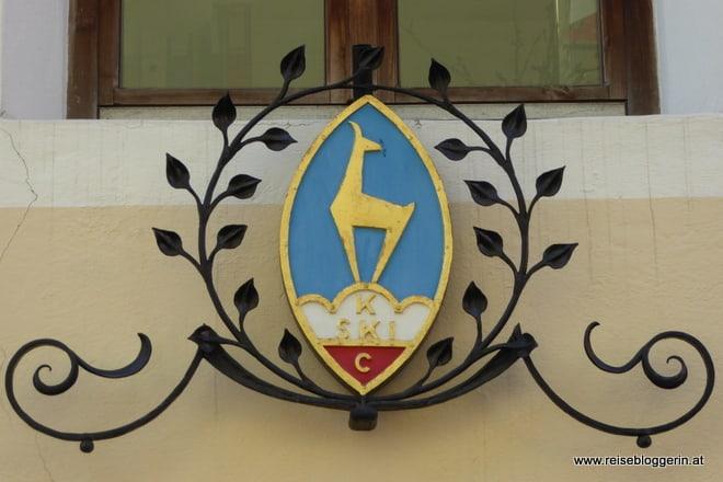 Wappen von Kitzbühel