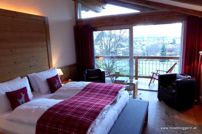 Zimmer im Hotel Kitzhof