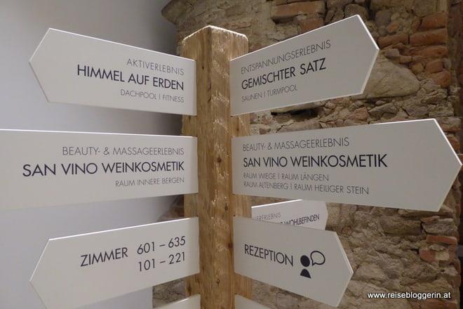 VinoSpa im Althof Retz