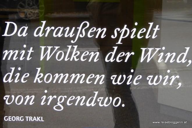 Gedicht von Georg Trakl