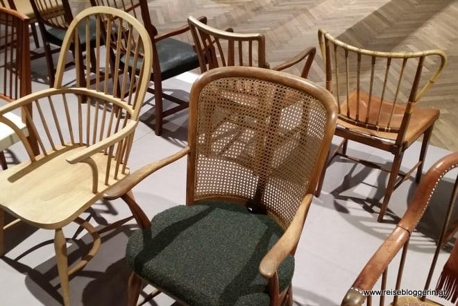 Stühle von Josef Frank