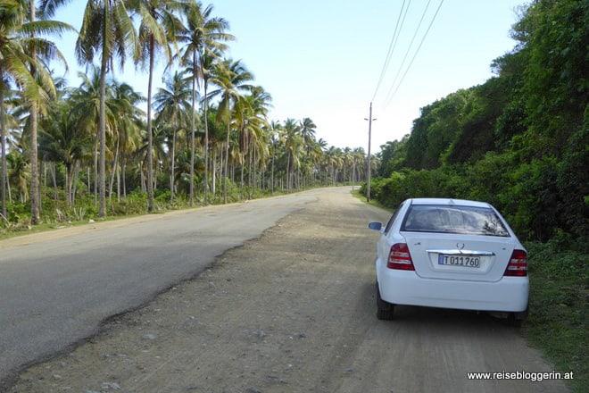 Auf den Strassen Kubas