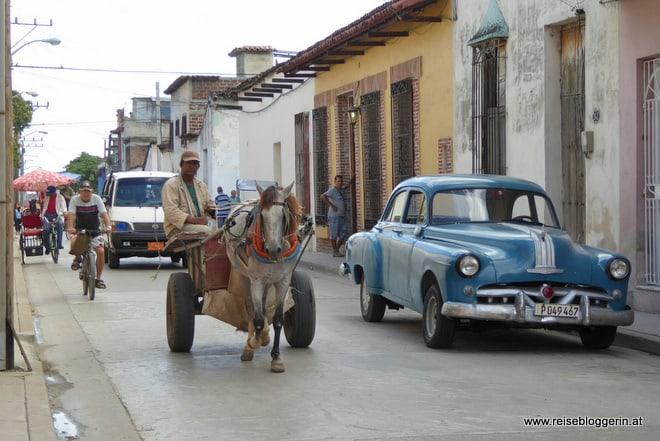 Auf Kubas Straßen
