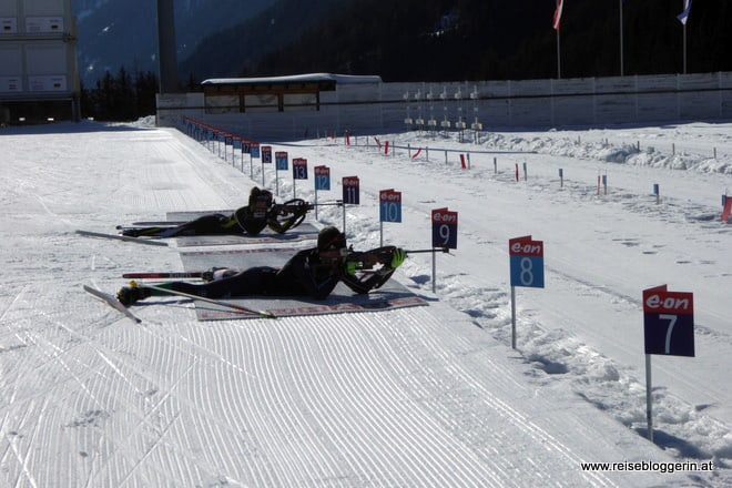 Biathlon Zentrum Antholz