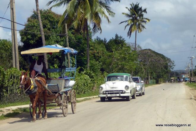 Mit dem Mietauto unterwegs in Kuba
