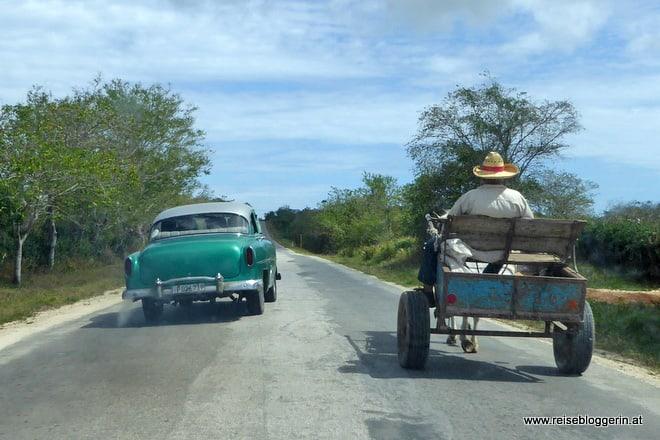 Mit dem Mietauto durch Kuba