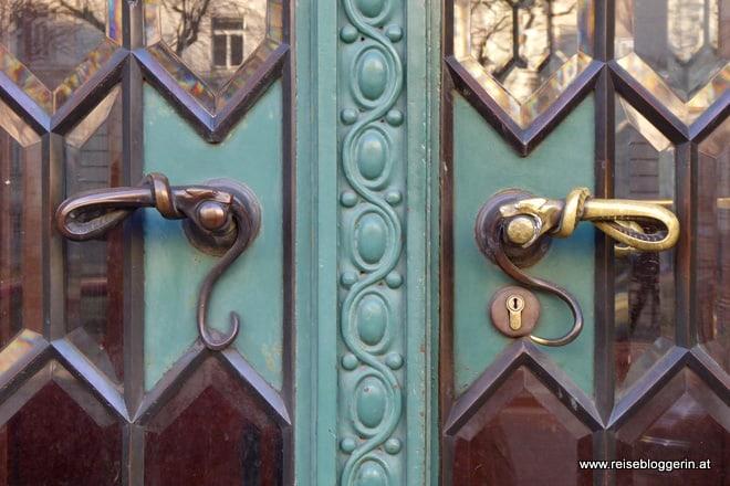Tür in Wien