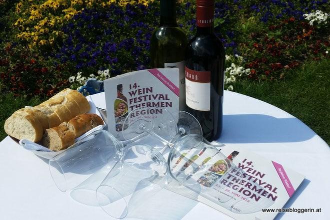 Weinfestival Thermenregion Wienerwald