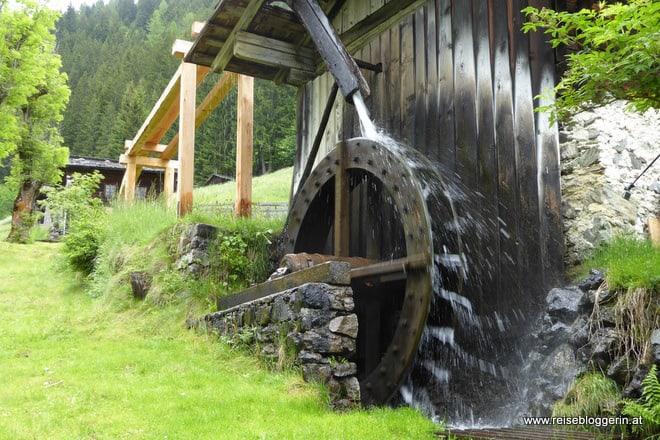 Der Mühlenweg in Maria Luggau