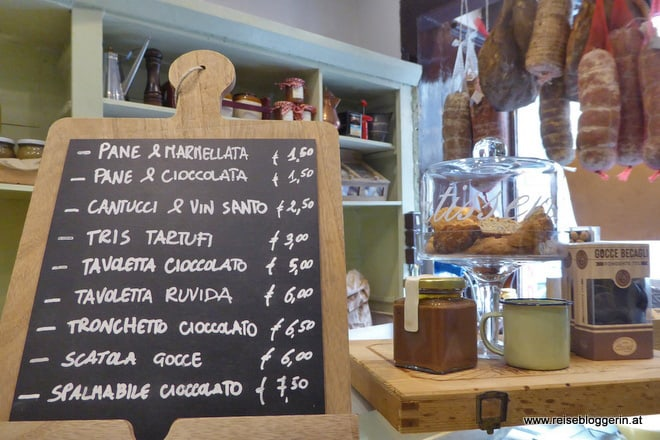 SandwiChic in Florenz