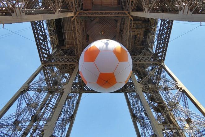Die Fußball-Europameisterschaft in Frankreich