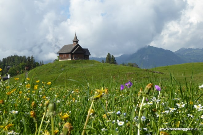Die Kirche in Stoos