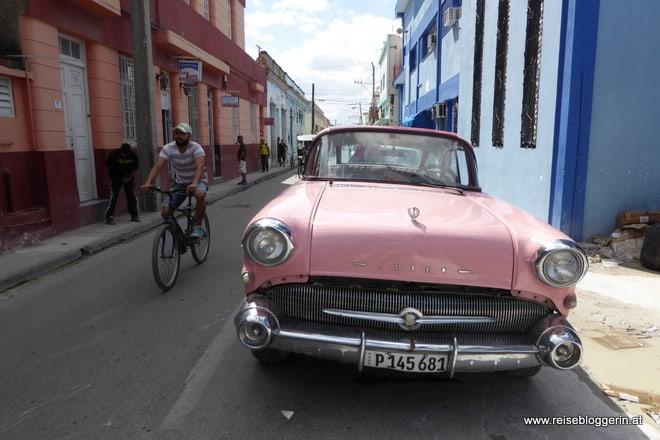 Unterwegs auf Kubas Strassen