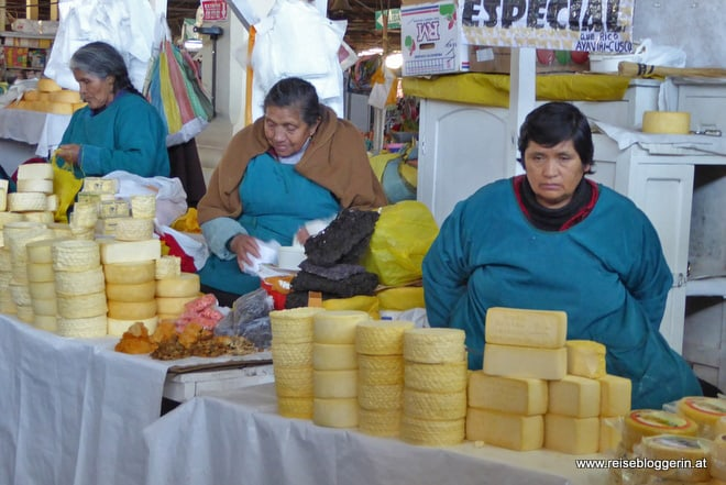 Am Markt in Cusco