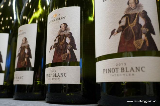 Wein aus dem Weingut Esterhazy