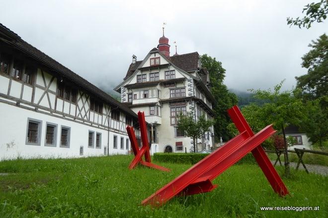 Ital Reding Haus in Schwyz