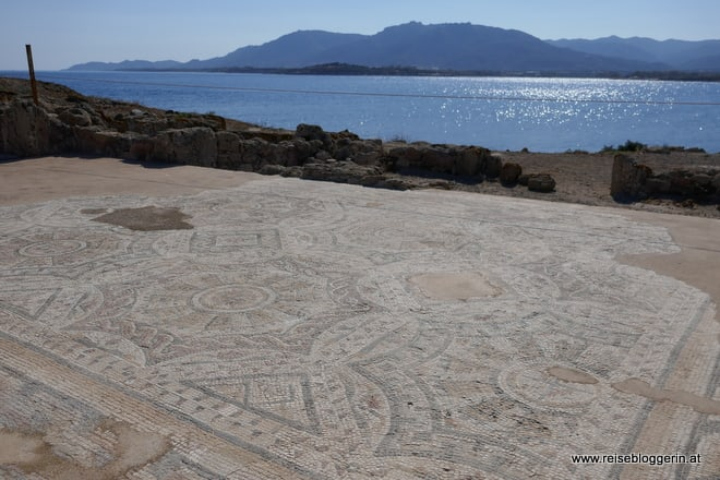 Römische Mosaike in Nora