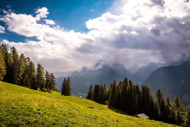 Das Hochpustertal - immer eine Reise wert