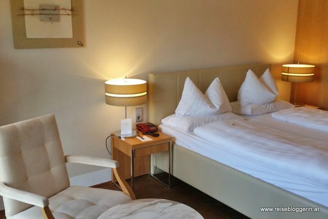 Das Hotel Steigenberger Krems in der Wachau