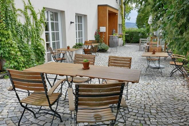 Weingut Hutter in Krems