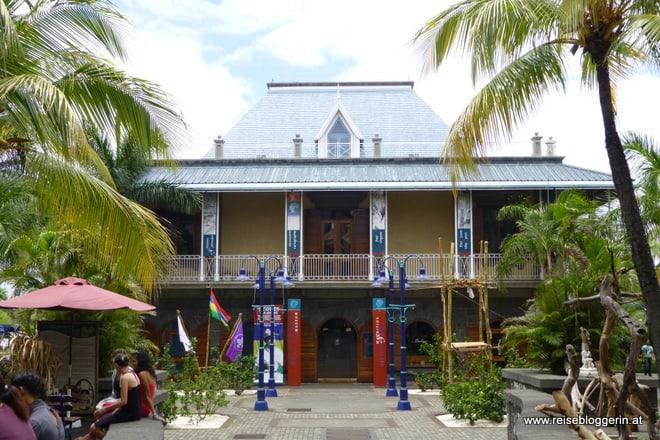 Blue Penny Museum Port Louis