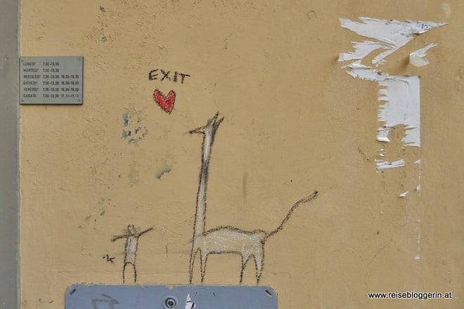 Enter/Exit Streetart